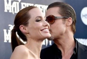 Brad Pitt and Angelina Married