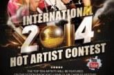 2014 International Hot Artist Contest