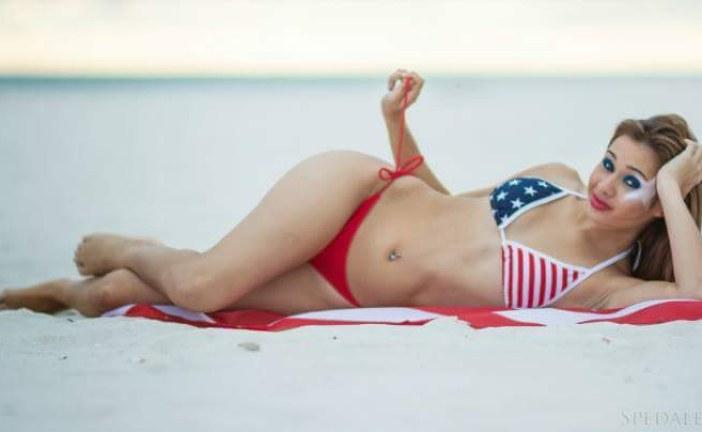 Ashley Lozada Joins Vyzion Radio Elite Model Team