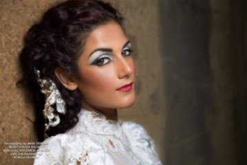 Koulla Solomou Joins Vyzion Radio Elite Model Team