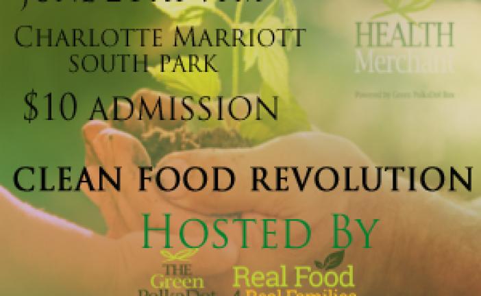 Clean Food Revolution Charlotte NC