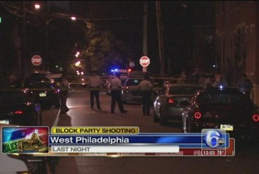 Philadelphia Shootings Injuring 10