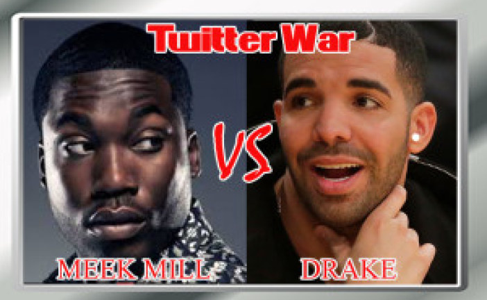 Meek Mill Disses Drake Twitter Lights Up