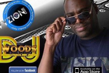DJ Woods Joins Vyzion Radio Elite DJ Team