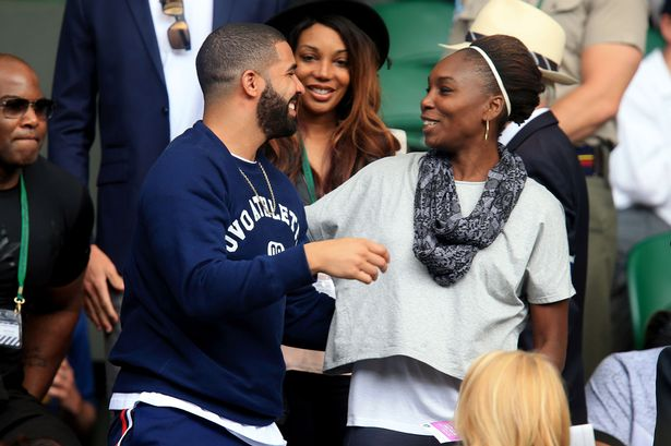 Is drake dating serena williams in Brisbane