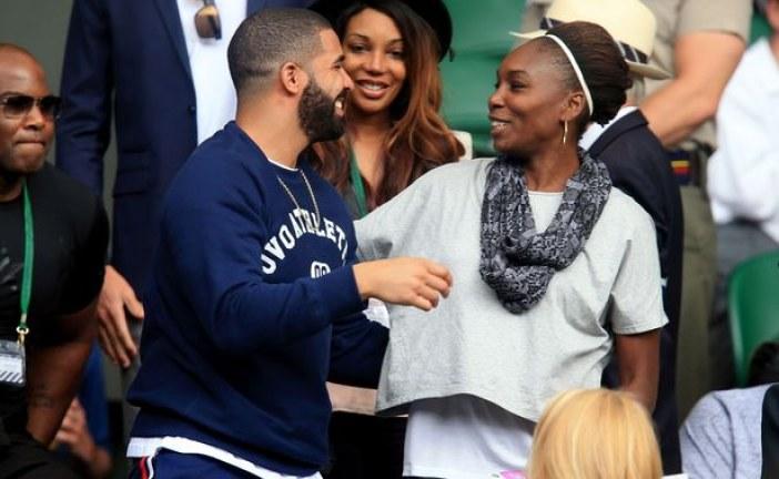 Serena Williams Dating Drake Rumors Spreading