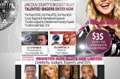 Lincoln Idol Singing Competition 2015
