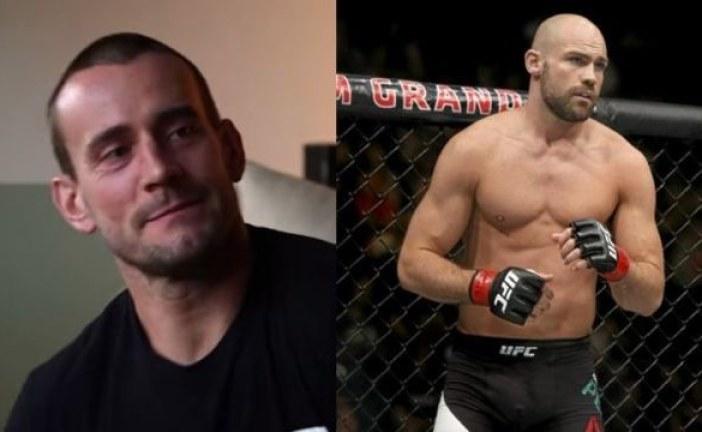 CM Punk UFC Debut Talk Sparks Cathal Pebred Twitter War