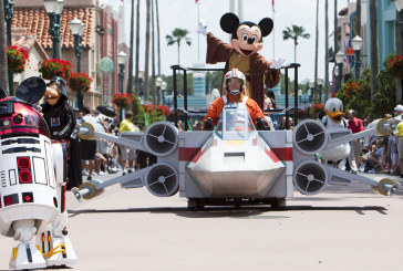 Walt Disney Building Star Wars Theme Parks