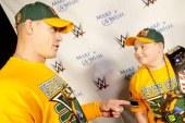 John Cena Makes Young Leukemia Victim Dream Come True