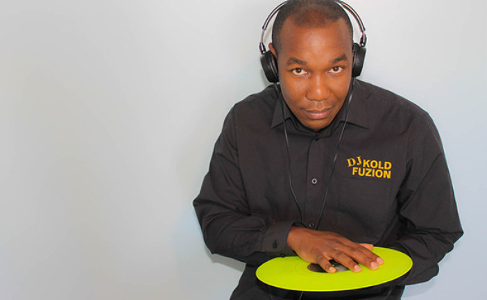 DJ Kold Fuzion Joins Vyzion Radio Elite DJ Team