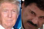El Chapo Offers $100 Million Donald Trump Bounty