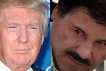 El Chapo Offers $100 Million Donald Trump Bounty