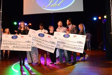 Lincoln Idol First Annual Event Artist Recap