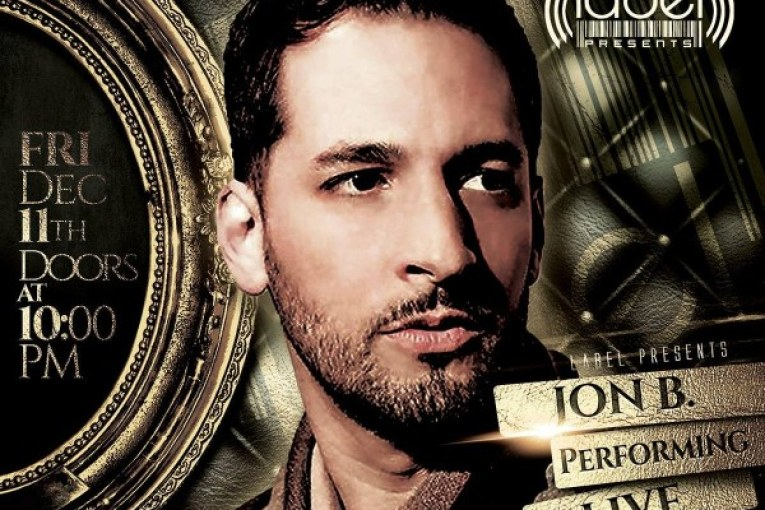 Label Presents Jon B Live For The Holidays