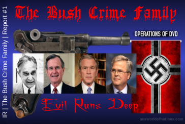 Donald Trump Re-Tweets Jeb Bush Family Swastika Pic