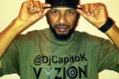 DJ Capitol K Joins Vyzion Radio Elite DJ Team