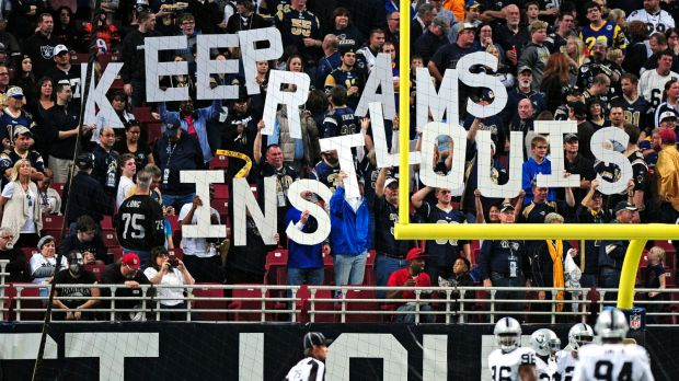 St Louis Rams