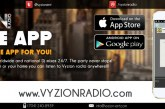 Vyzion Radio DJ Air Times