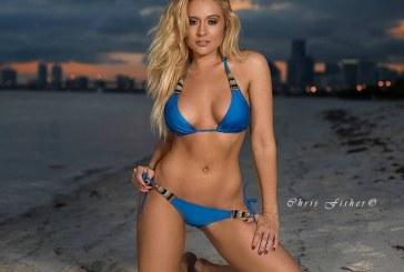 Katie Hall Joins Vyzion Radio Elite Model Team