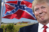 Donald Trump Receiving Support from White Supremacist