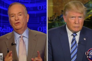 Bill O'Reilly Says African Americans are 'Ill-Educated' with Face Tattoos
