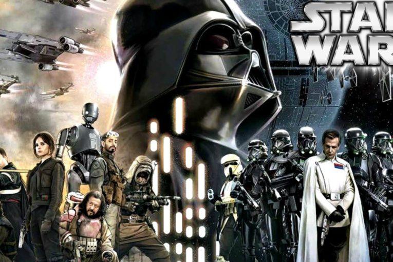 Star Wars Rogue One Brings Back James Earl Jones Darth Vadar Role