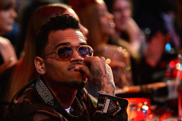 Chris Brown Gets Sued Again For Beating Manager Mike G