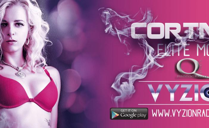 Cortney Sharp Joins Vyzion Elite Model Team
