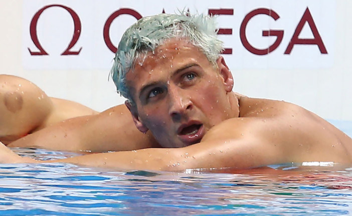 Ryan Lochte Joins Dancing With The Stars