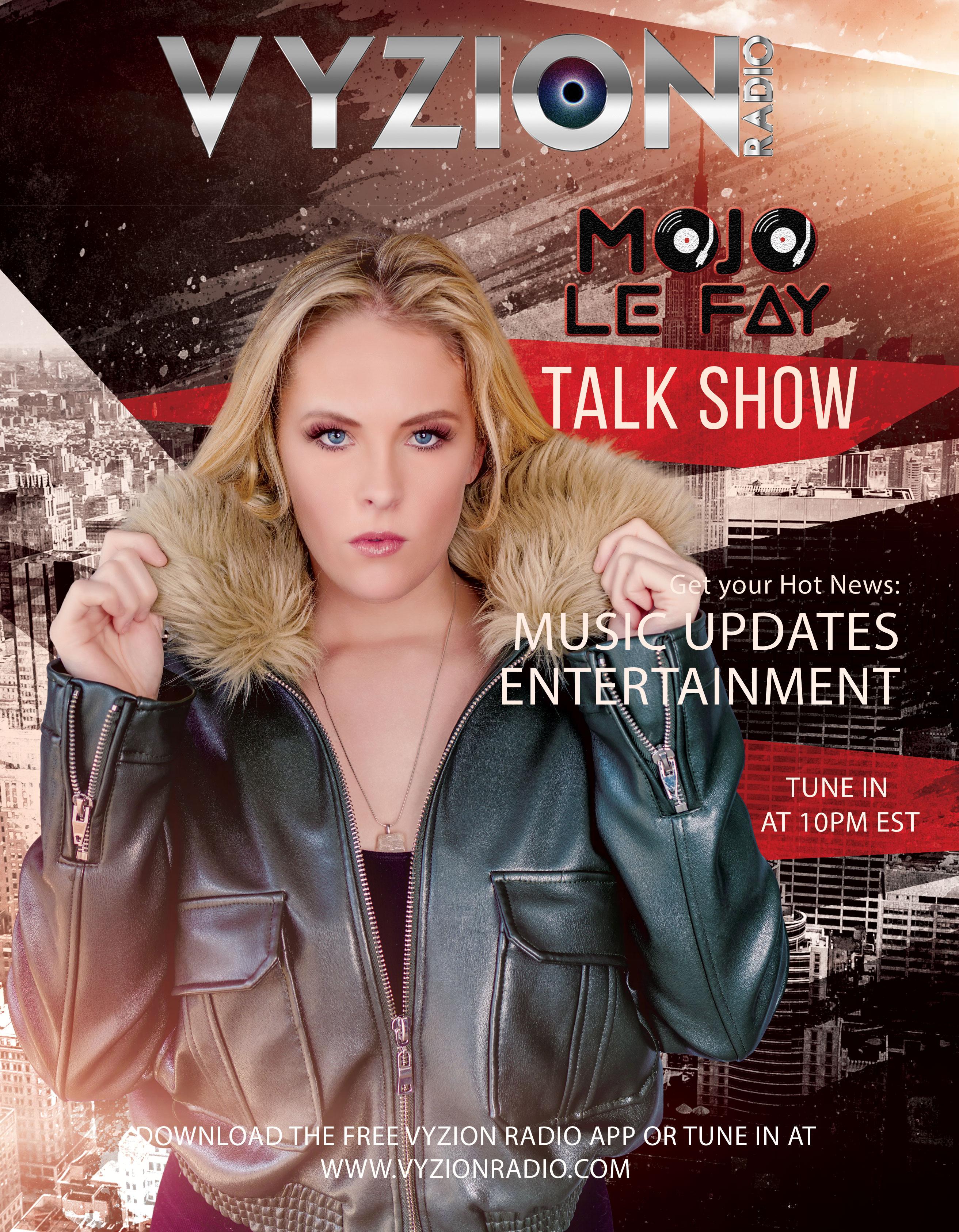 DJ MOJO Archives - Vyzion Radio